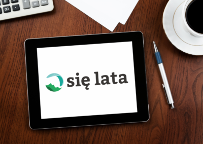 SięLata logo